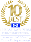 10 Best Law Firm 2018